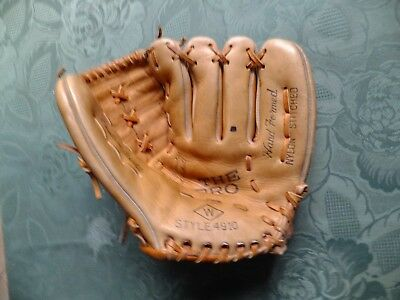 gant de baseball the pro custom built