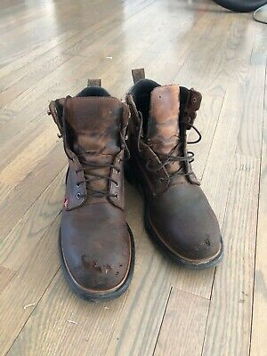 56c00b635f2 RED WING MEN'S Dynaforce Steel Toe 6 inch Boots #4215 - Size 11D