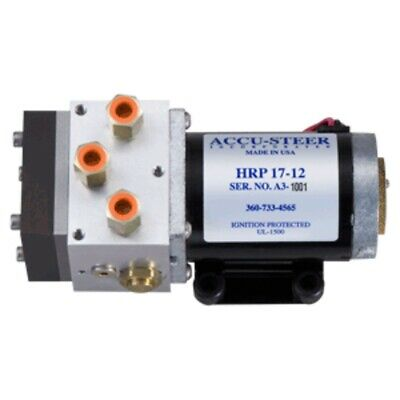 New Accu-Steer HRP17-24 Hydraulic Reversing Pump Unit - 24 VDC