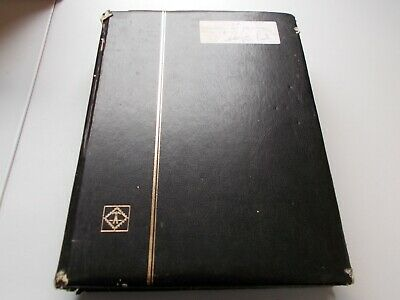 USA / United States: Large, mainly used collection in stockbook. See pics below.