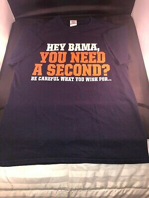 Vtg. AUBURN TIGERS. Iron Bowl Vs. ALABAMA Crimson Tide. CAMPUS ONLY T-SHIRT!!