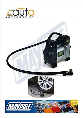 Mp7952 12V Rapid 4X4 Analogue Metal Air Compressor  Inflator Pump