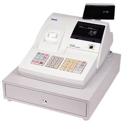 Cash Register and Scale Combo