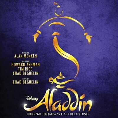Original Broadway Cast Recording - Aladdin (Bonus Tracks) CD NEW