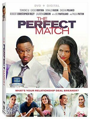 The Perfect Match (2016) DVD NEW
