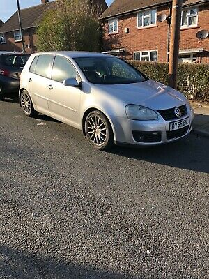 VOLKSWAGEN GOLF GT TDI 2.0 5 Door Hatchback