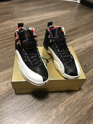 Nike Air Jordan 12 XII Retro CNY Chinese New Year 2019 Year of the Boar/Pig