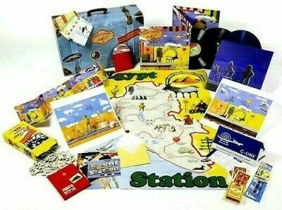 Egypt Station Traveller's Edition Deluxe Box Set Limited Edition Brand New