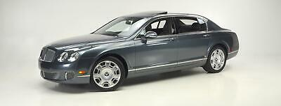 2012 Continental Flying Spur -- 2012 Bentley Flying Spur finished in Thunder over Porpoise Grey 24,406 miles