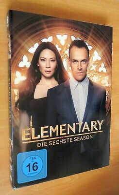 Elementary - Staffel 6 - Season 6