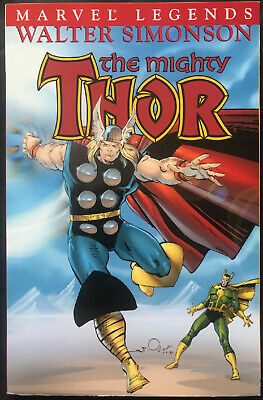 Marvel Legends Walter Simonson The Mighty Thor Vol 3 (Paperback, 2004)