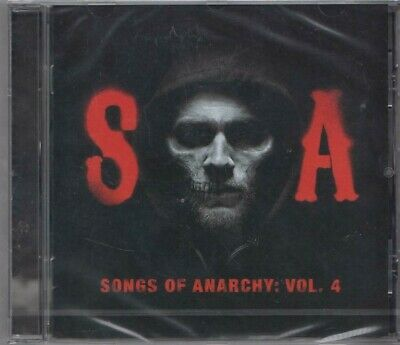 Sons Of Anarchy Volume 4 Still Sealed Cd Songs Of Anarchy