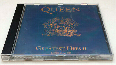 QUEEN Greatest Hits II CD Parlophone Excellent Condition!