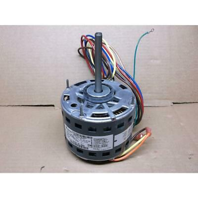 General Electric 5Kcp39Egaa10As Single Shaft 1/4 Hp Direct Drive Blower Motor