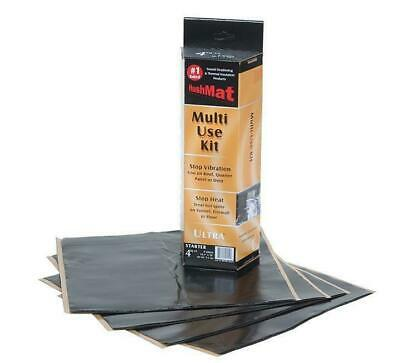 Hushmat 10150 Ultra Car Sound Deadening & Thermal Insulation Multi Use Kit 4SQFT
