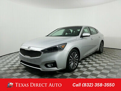 2017 KIA Cadenza Premium Texas Direct Auto 2017 Premium Used 3.3L V6 24V Automatic FWD Sedan