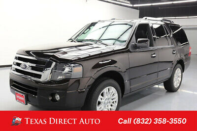 2013 Ford Expedition Limited Texas Direct Auto 2013 Limited Used 5.4L V8 24V Automatic RWD SUV