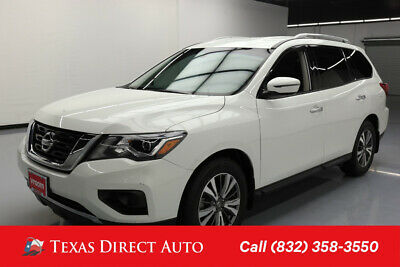 2017 Nissan Pathfinder S Texas Direct Auto 2017 S Used 3.5L V6 24V Automatic FWD SUV