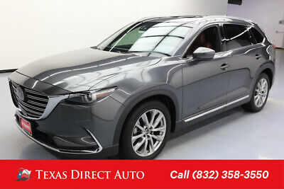 2017 Mazda CX-9 Signature Texas Direct Auto 2017 Signature Used Turbo 2.5L I4 16V Automatic AWD SUV Bose