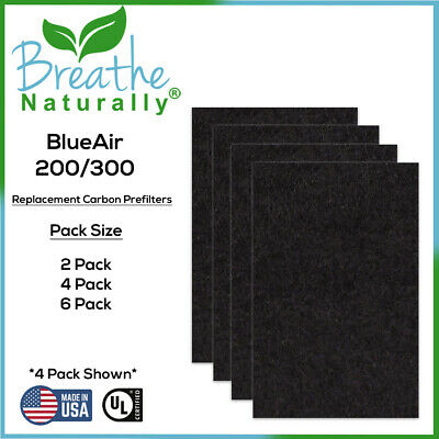2|4|8 Carbon Filter for BlueAir 200/300 Series Air Purifiers