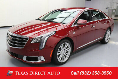 2018 Cadillac XTS Luxury Texas Direct Auto 2018 Luxury Used 3.6L V6 24V Automatic FWD Sedan Bose OnStar