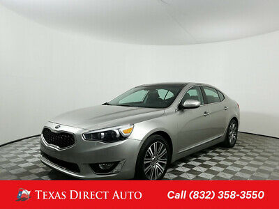2015 KIA Cadenza Premium Texas Direct Auto 2015 Premium Used 3.3L V6 24V Automatic FWD Sedan