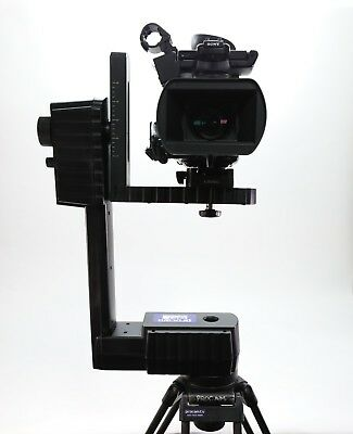 Libec REMO30 - Remote Pan and Tilt Head - 75mm/100mm Bowl fittings