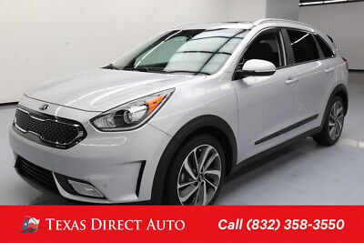 2017 KIA Niro Touring Texas Direct Auto 2017 Touring Used 1.6L I4 16V Automatic FWD SUV
