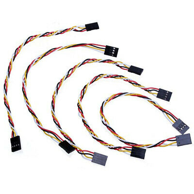 15pcs 4 Pin 20cm 2.54mm Jumper Cable DuPont Wire For Arduino Fee