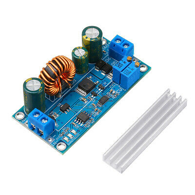 Automatic DC-DC Auto Buck Boost Step Up/Down Supply Power Mode