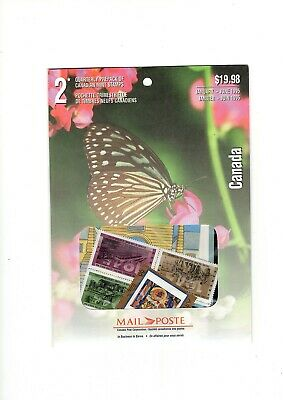 Canada 1995 Quarterly Pack #2  Face Value $19.98