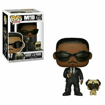 Funko Pop! & Buddy: Men In Black - Agent J & Frank 715 37664 Vinyl Figure