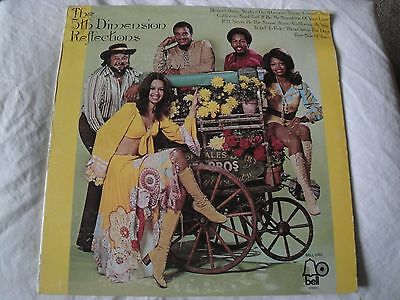 The 5Th Dimension Reflections Vinyl Lp 1971 Bell Records Ticket To Ride, Stereo