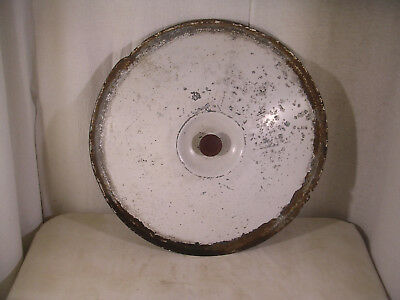 Maytag Wringer Washer Round Tub Lid for N2 with a Burgundy Red Knob,40's-50'sEra