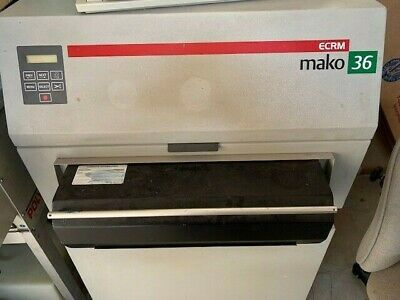 ECRM MAKO 36 With Harlequin Rip Imagesetter