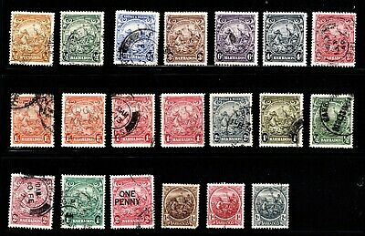 Hick Girl Stamp- Beautiful Used Barbados  Stamp Assortment    M940