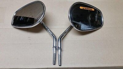 Harley Dealer Take Off Stock Mirrors New!!!