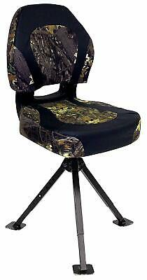 Tripod Chair Boating and Hunting Seat Blind Stool Duck Hunting Boat Blind 360 Pk