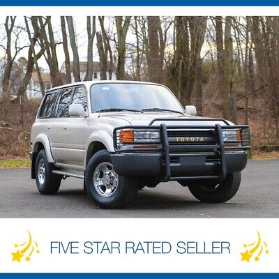 1993 Toyota Land Cruiser 4WD 1 Owner Serviced CARFAX Fj80 California! 1993 Toyota Land Cruiser 4WD 1 Owner Serviced CARFAX Fj80 California!