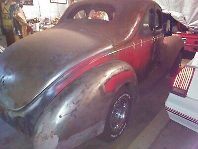 1939 ford Coupe Project car-- Rat Rod, Hot Rod, Street Rod