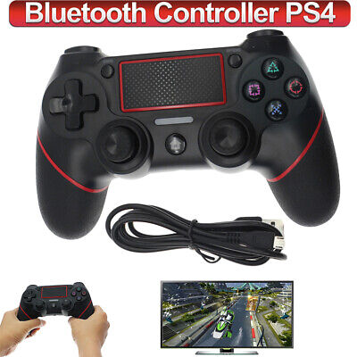 Wireless Bluetooth Gamepad Controller Fits Dualshock4 PS4 PlayStation 4 Quality