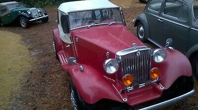 1947 MG Other  MG TC