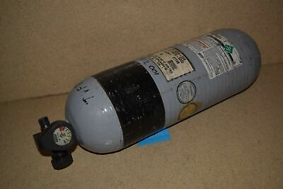 MSA Mine Safety Appliance 7-1008-1 3000PSI SCBA Airtank-FIRE-RESCUE-PAINTBALL-G7