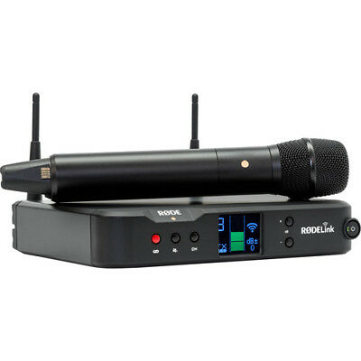 Rode RODELink Performer Wireless hand-held Microphone System Rode Link *PERFECT!