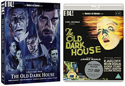 Old Dark House The (Masters Of Cinema) Dual Format BLU-RAY NUEVO