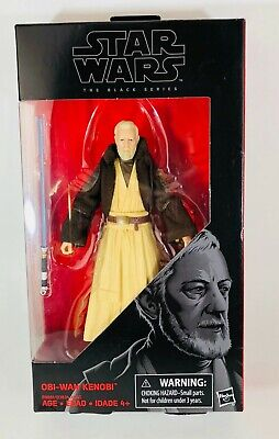 Disney Star Wars Action Figure The Black Series Obi-Wan Kenobi Action Figure #32