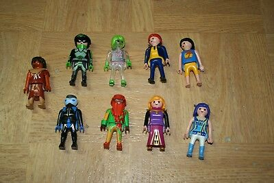 Lot personnages Playmobil