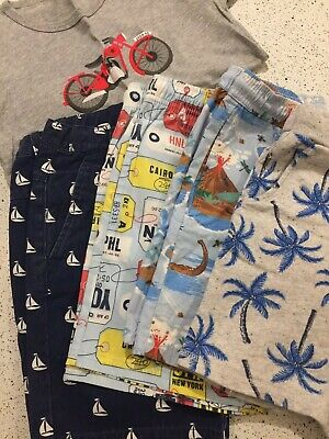 BOYS Size 8-9 & 9-10 Shorts & Tees SEED & Country Road (NWT & EUC)