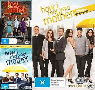 How I Met Your Mother Season 7, 8 & 9 : NEW DVD