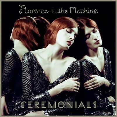 Florence + The Machine - Ceremonials (Deluxe Edition, Bonus Tracks) CD NEW